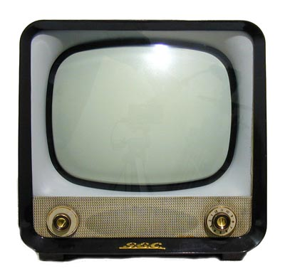 On The Air'- Television Sets