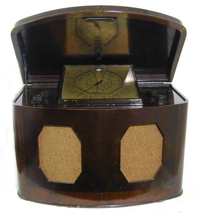 1937 Mcmichael 137 Vintage Radios Record Players Tvs